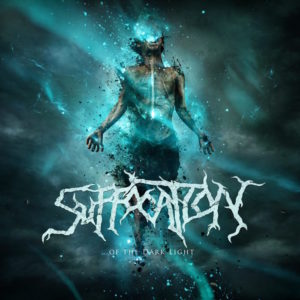 SUFFOCATION - ...Of The Dark Light (CD Cover Artwork)