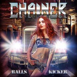 Chainer - Balls Kicker (CD Cover Artwork)