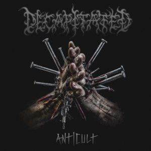 Decapitated - Anticult (CD Cover Artwork)