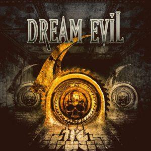 Dream Evil - Six (CD Cover Artwork)