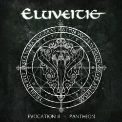 Eluveitie - Evocation II Pantheon (CD Cover Artwork)