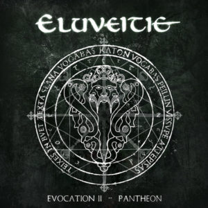 Eluveitie - Evocation II Pantheon (CD Cover Artwork)
