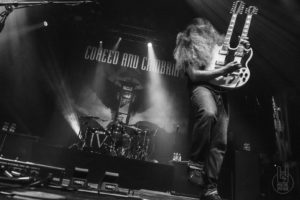 Metalinside.ch - Coheed and Cambria - Z7 Pratteln 2017 - Foto Liane