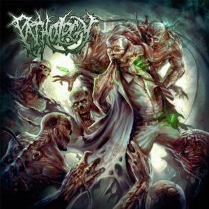 PATHOLOGY – Pathology (CD Cover Artwork)