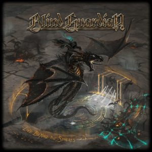 Blind Guardian - Live Beyond The Spheres (CD Cover Artwork)