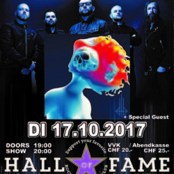 Diabolo Blvd. - Hall of Fame 2017 (E-Flyer)