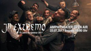 In Extremo Burgentour 2017 - Trier