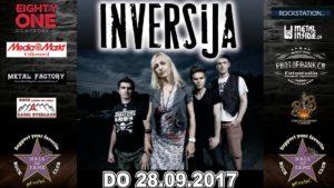 Inversija - Hall of Fame - 28.9. 2017 (Flyer)