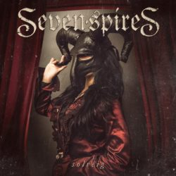 Seven Spires - Solveig (CD Cover Artwork)