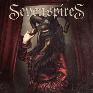 Seven Spires - Solveig (CD Cover Artwork)