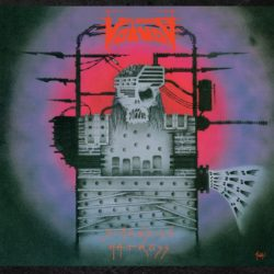 VOIVOD – Dimension Hatröss (CD Cover Artwork)