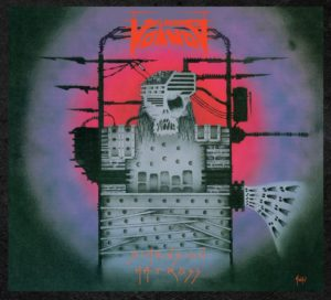 VOIVOD – Dimension Hatröss (CD Cover Artwork)