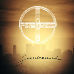 Brother Firetribe - Sunbound (CD Cover Artwork)