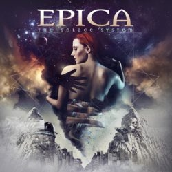 Epica - The Solace System (CD Cover Artwork)