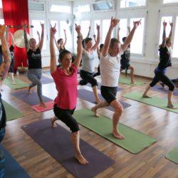 Metal Yoga mit Suzy Krauer in Zürich