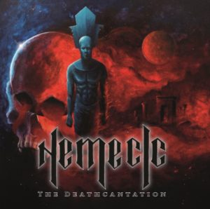 Nemecic - The Deathcantation (CD Cover Artwork)