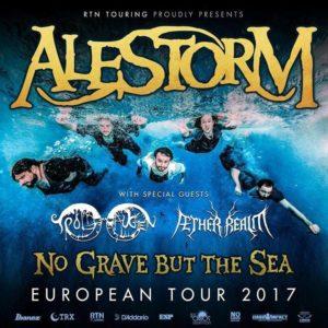 Alestorm - Tour 2017