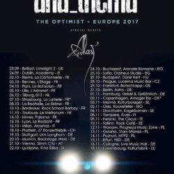 Anathema - Z7 Pratteln 2017 (Tour 2017)