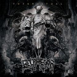 Belphegor - Totenritual (CD Cover Artwork)