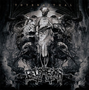 Belphegor - Totenritual (CD Cover Artwork)