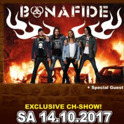 Bonafide - Hall of Fame Wetzikon 2017