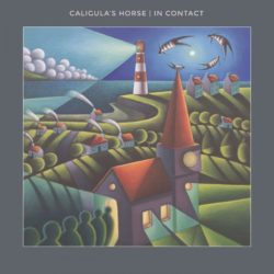 Caligula's Horse - In Contact (CD Cover Artwork)