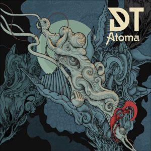 Dark Tranquillity - Atoma (CD Cover Artwork)