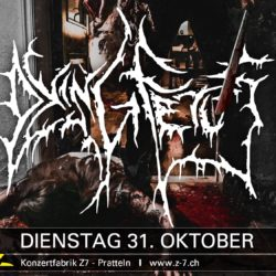 Dying Fetus - Z7 Pratteln 2017