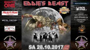 Eddie's Beast - Hall of Fame Wetzikon 2017