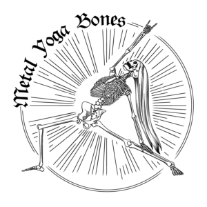 Metal Yoga - Logo
