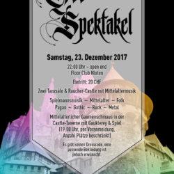 Mittelalter-Spektakel - Floor Kloten 2017