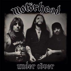 Motörhead - Under Cöver (CD Cover Artwork)