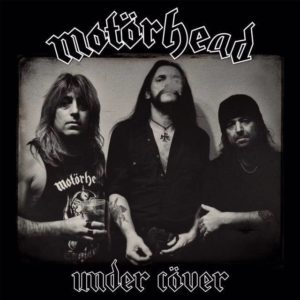 Motörhead - Under Cöver (CD Cover Artwork)