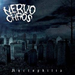 Nervochaos – Nyctophilia (CD Cover Artwork)