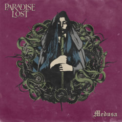 Paradise Lost - Medusa (CD Cover Artwork)