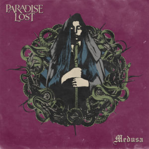Paradise Lost - Medusa (CD Cover Artwork)