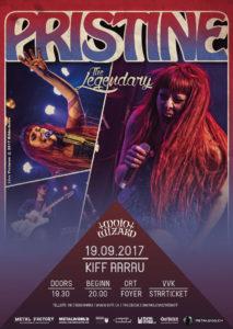 Pristine - KiFF Aarau 2017 (Flyer)