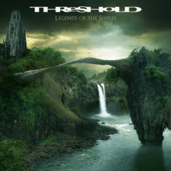 Threshold - Legends Of The Shires (CD Cover Artwork)