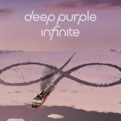 Deep Purple inFinite (CD Cover Artwork)