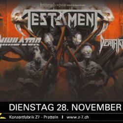 Testament - Z7 2017