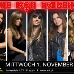 The Iron Maidens - Z7 2017