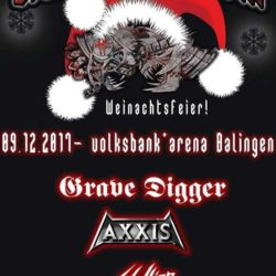 Bang Your Head Weihnachtsfeier 2017