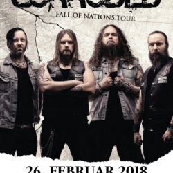 Corroded - Werk21 Zürich 2017 (Flyer)