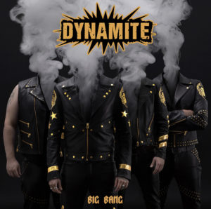 Dynamite - Big Bang (CD Cover Artwork)