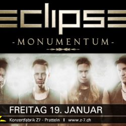 Eclipse - Z7 Pratteln 2017 (Flyer)
