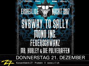 Eisheilige Nacht 2017 - Z7 Pratteln 2017