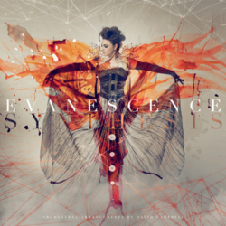 Evanescence - Synthesis (CD Cover Artwork)