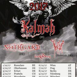 Kalmah Tour 2017