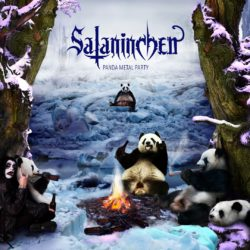 Sataninchen Panda Metal Party (CD Cover Artwork)