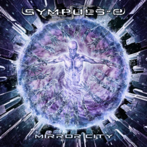 Sympuls-E - Mirror City (CD Cover Artwork)